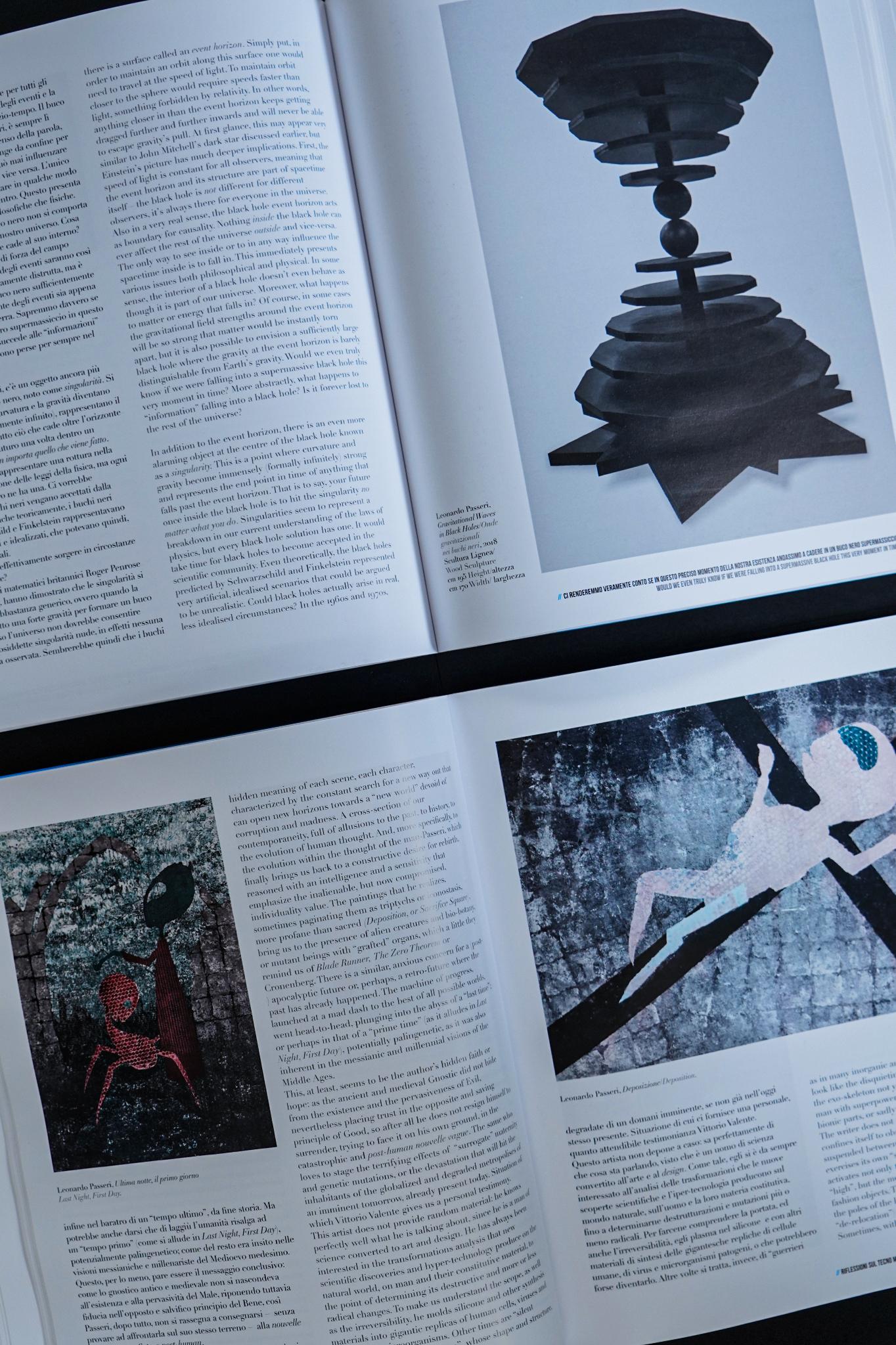 Leonardo Passeri - Art Publication