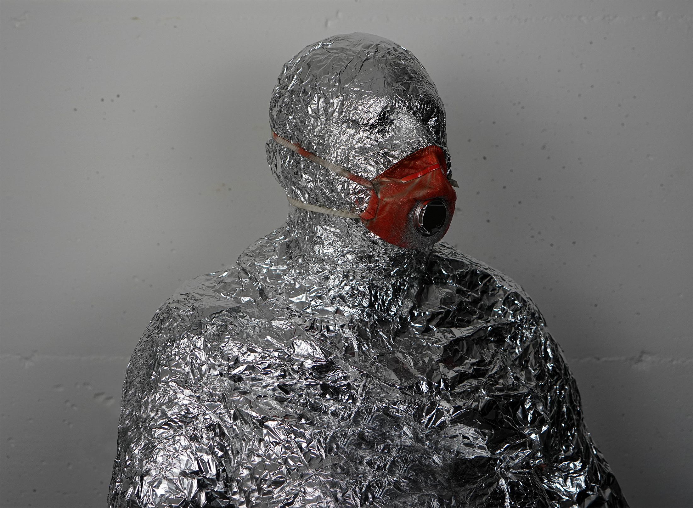 Leonardo Passeri | Art and Performance Covid Mask